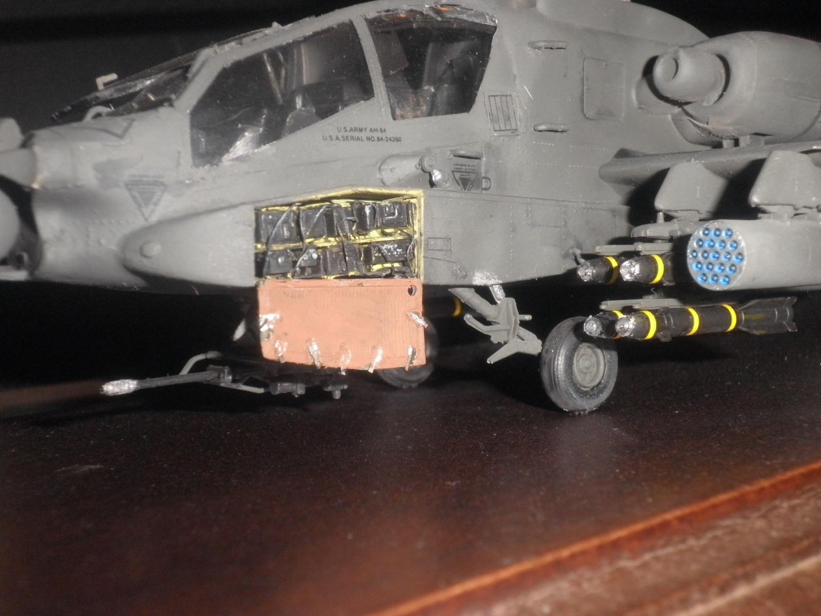 AH-64A+ APACHE Ε.Σ. 1/48  Hra41s