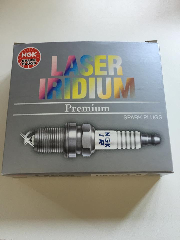 Vela NGK Iridium Laser CR9EIA-9 - Ajuda! Hukmd1