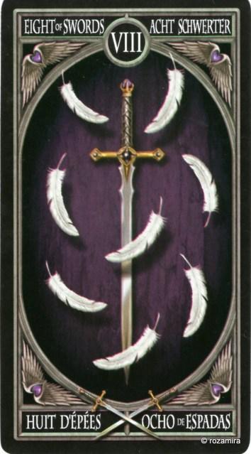 Готическое Таро Анны Стокс /Anne Stokes Gothic Tarot   (скан карт) Im1mph