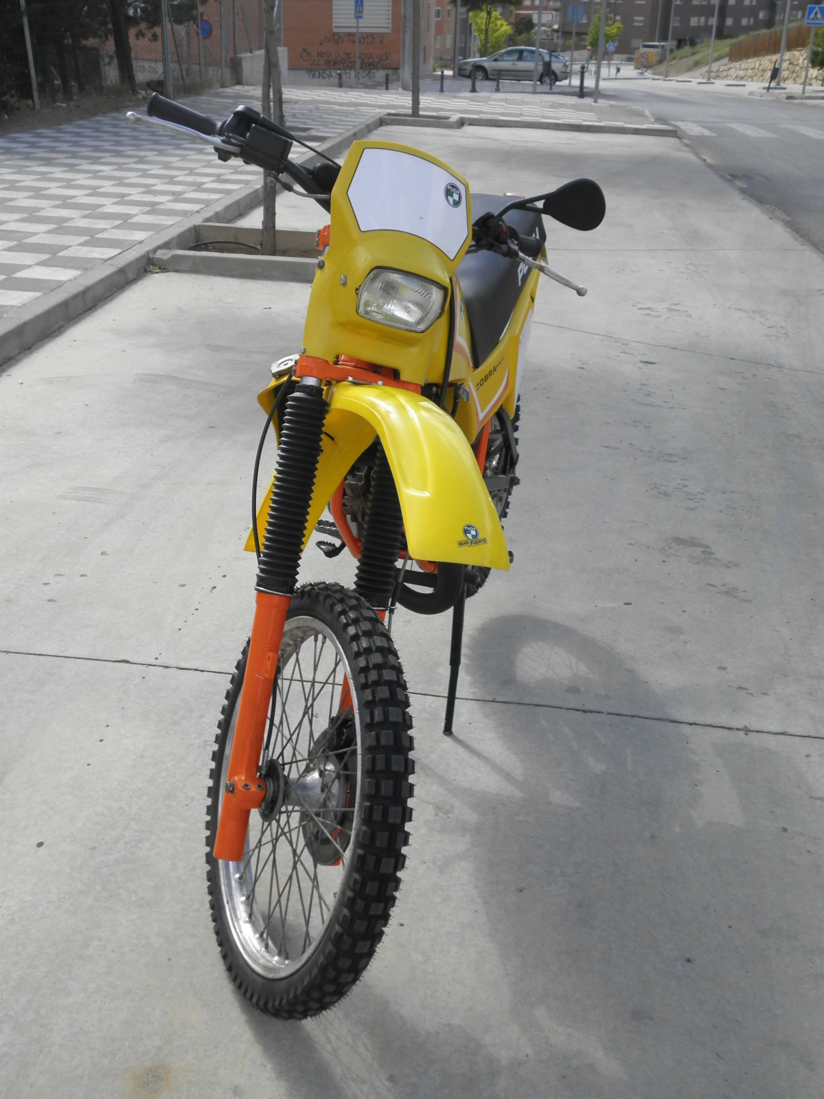 Puch Cobra M82 TT Ixrvgo