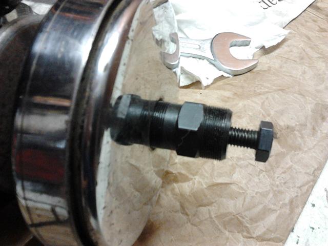 Reparar embrague J112qt