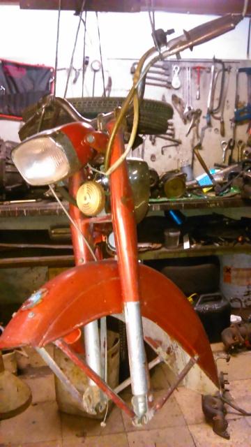Reparación para restauración en Mobylette AV-88 (Rodamientos, retenes, cilindro...) J80jyg