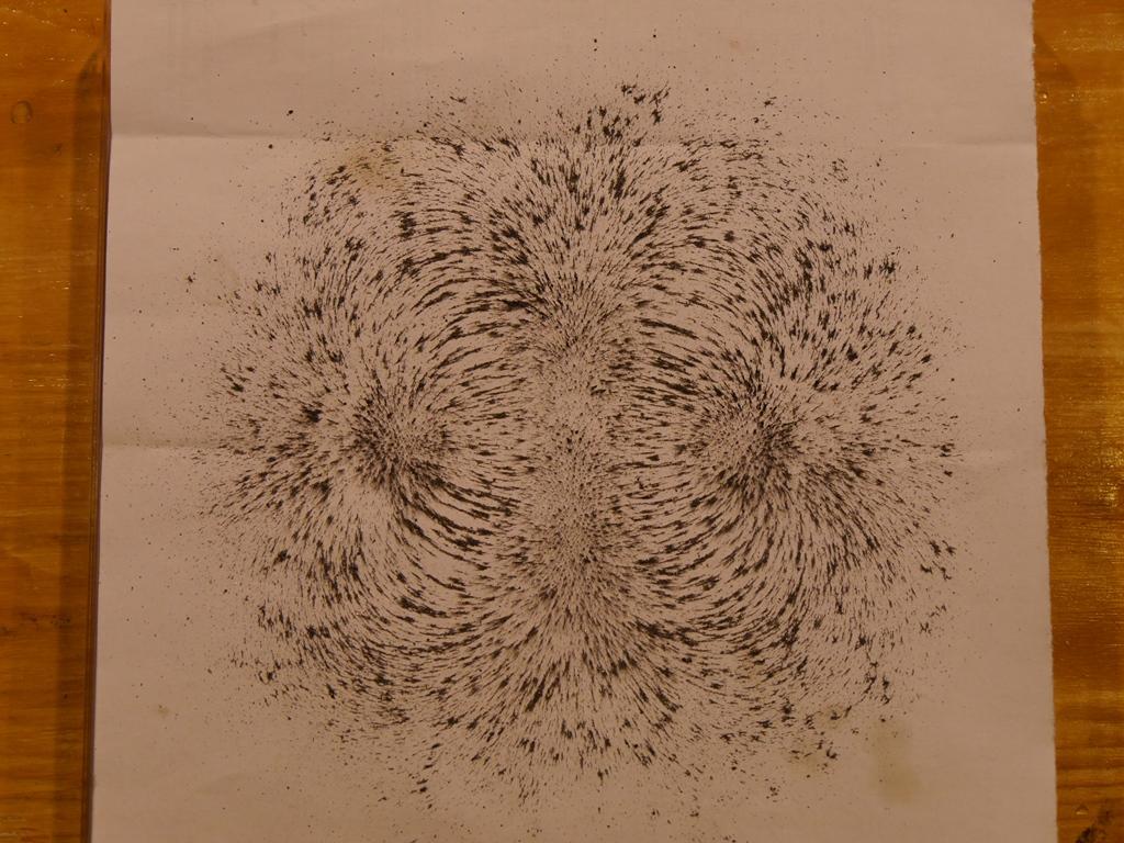 Магниты. Визуализация магнитных полей. Jb7f9g