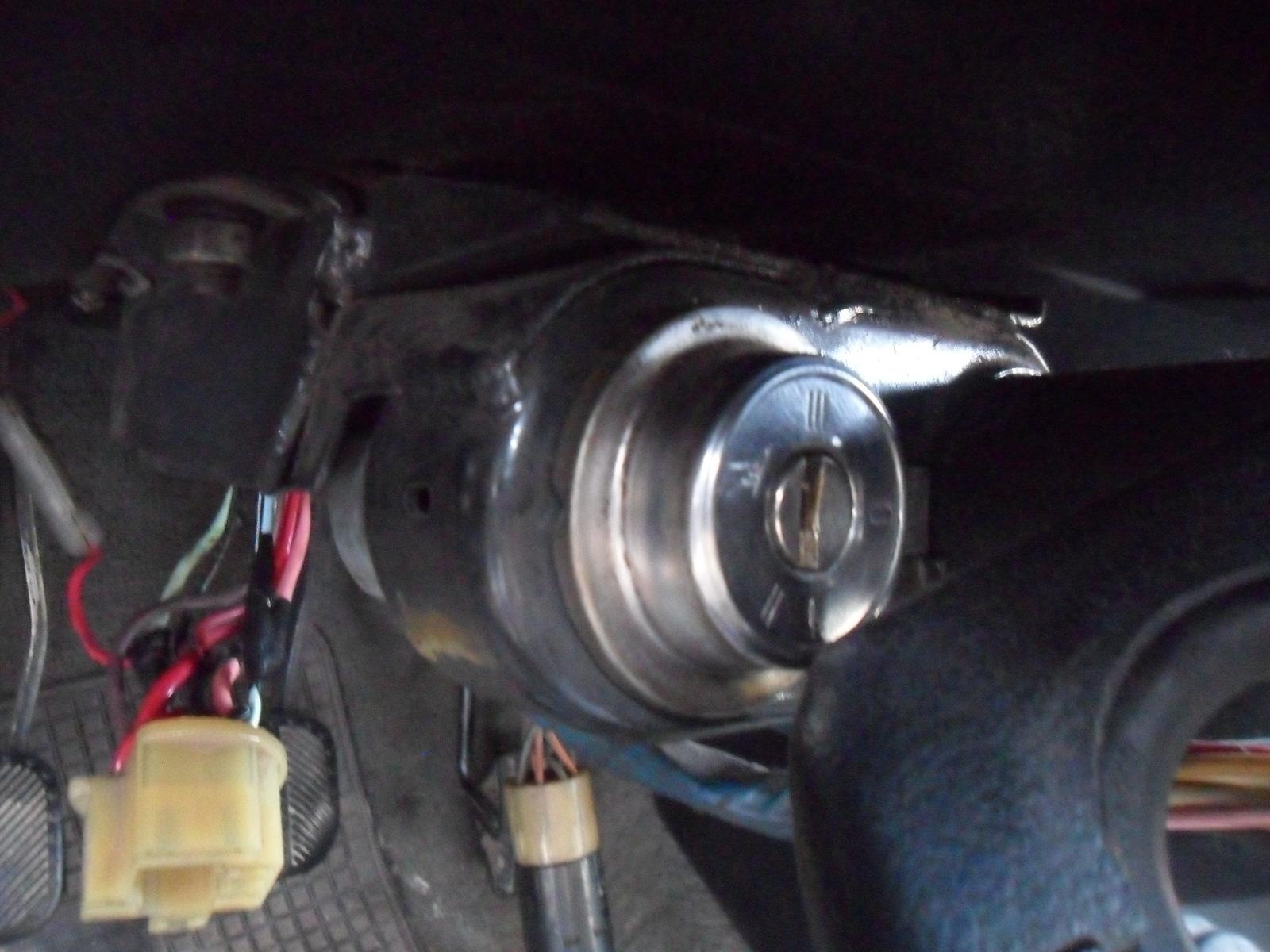 cambiar tambor de arranque y llave Jf94b5