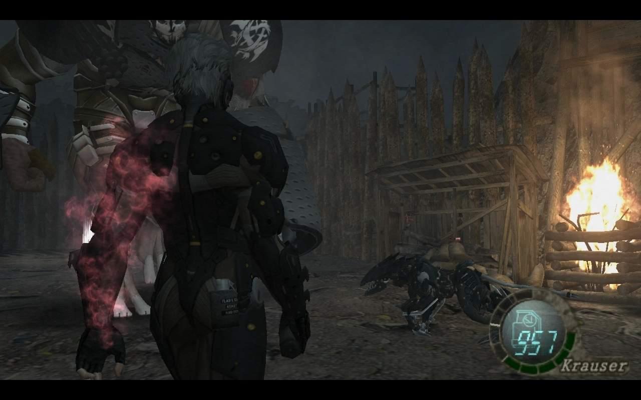 Bladewolf - Metal Gear Rising Revengeance - por perro Jszjw5