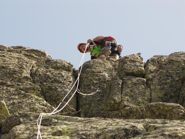 20120818 - LA NAJARRA - ESPOLÓN SUDOESTE, 250 m -  K13pud