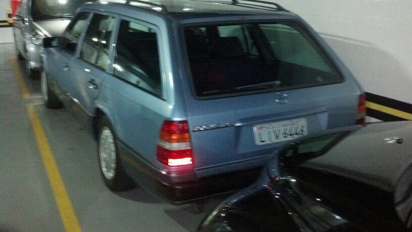 S124 - 300TE - Touring 1991 - R$ 27.000,00 Mcchmq