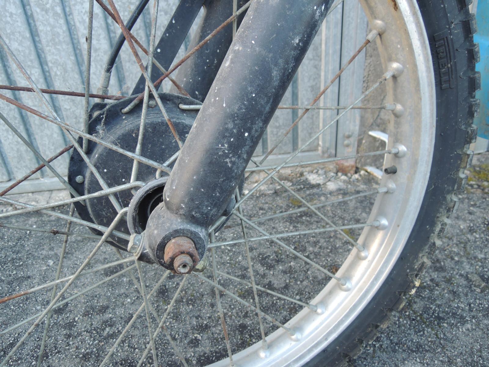 Bultaco Frontera - La Fronterita De Rafa Mj0fiu