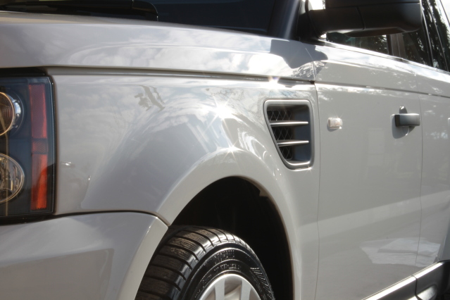 A&D detailing Range Rover Sport Ml60dx