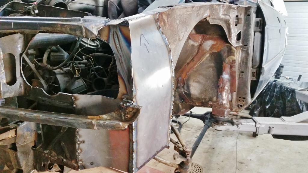 Börre: Bmw e28 Rebuilding // KalsongBlå Saab - Sivu 2 Mrr142