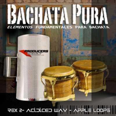 Bachata Pura Samples y Loops