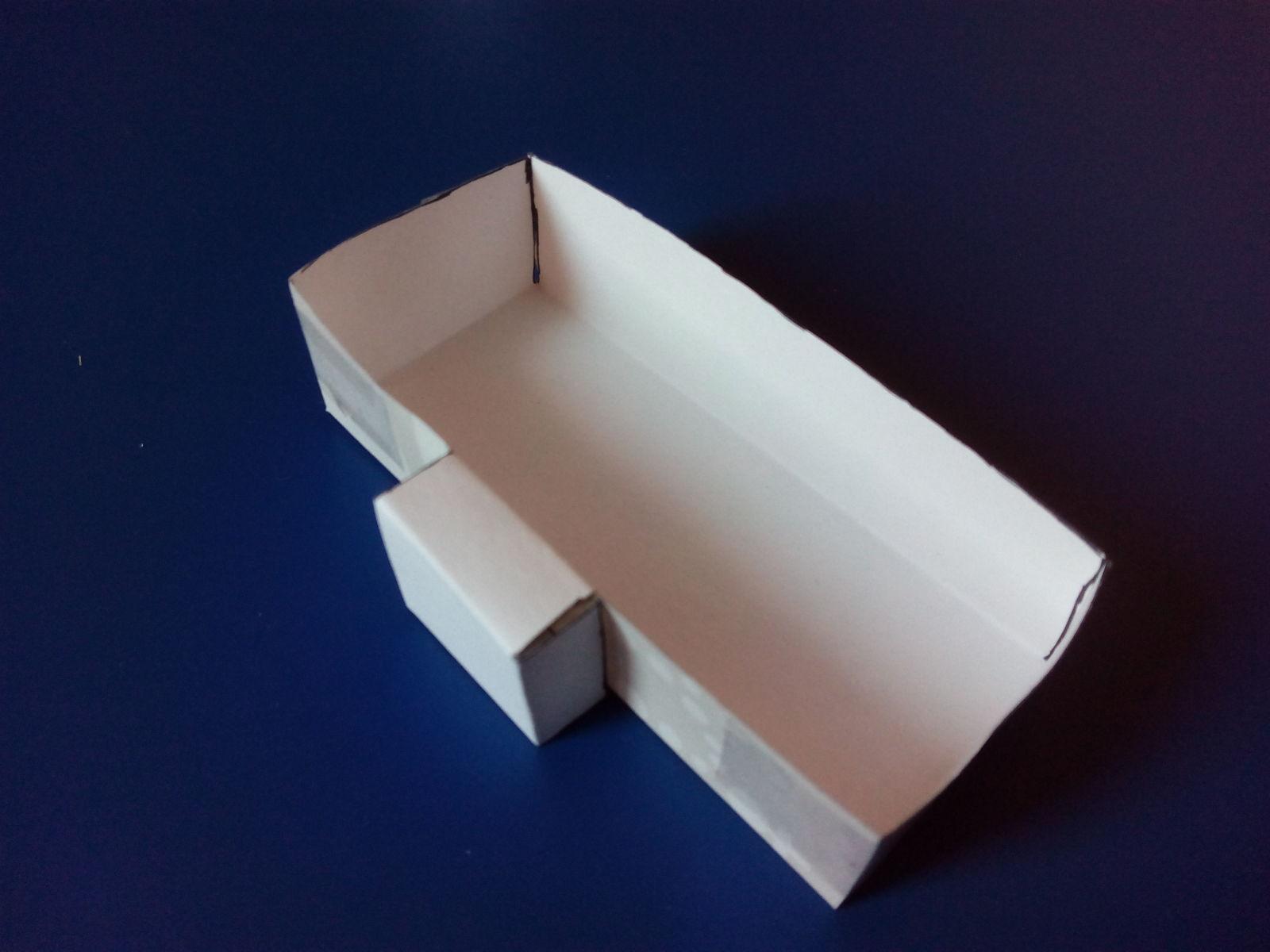 Fabricación de soporte para motor del catamaran Hart VI Pontoon. N4jlh3