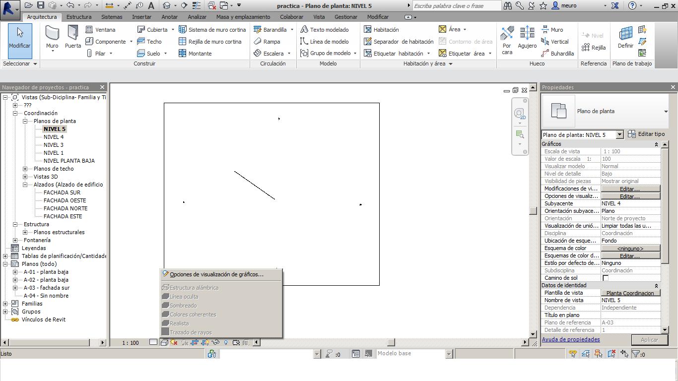 Desactivada la opción de cambiar escala, nivel de detalle y opcion de visualización por que?? N6yxyp