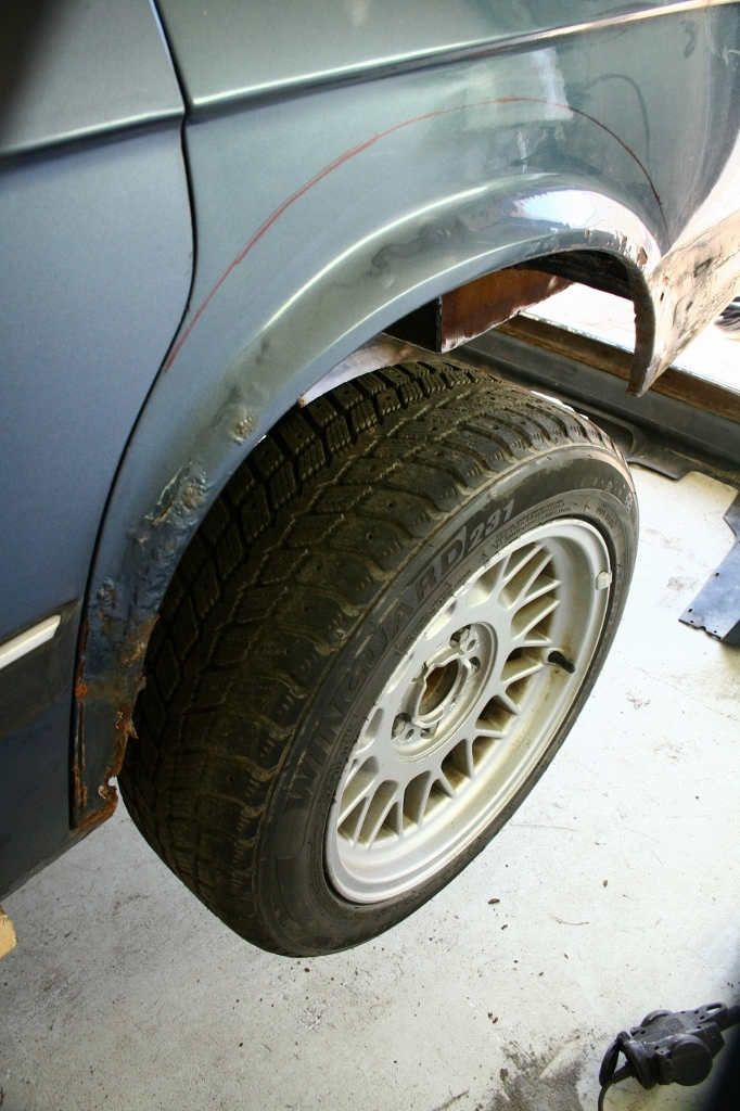 Börre: Bmw e28 Rebuilding // KalsongBlå Saab Nfmm9d