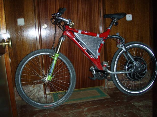 "Proyecto ""JALBIKE"":  MTB doble suspensión 27.5 con motor pedalier Nqokmg"