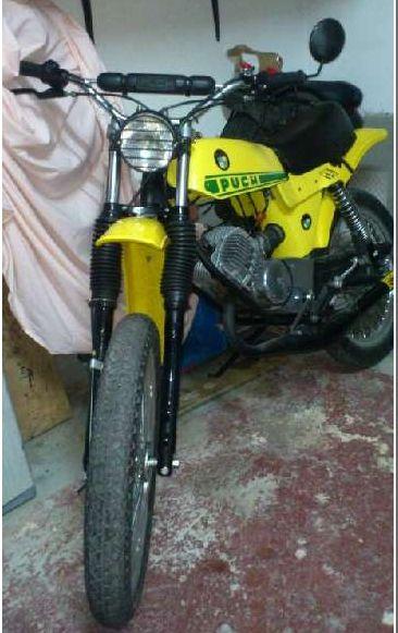 Mis Puch Minicross Super y Magnum O0xw91