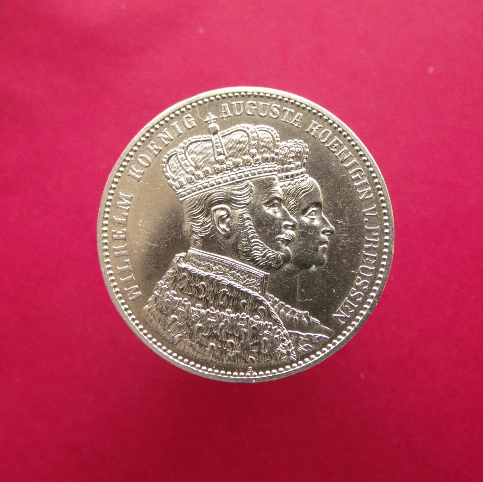 Alemania. Monedas del Reino de Prusia (1701-1918) Og42