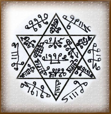 Суфийский талисман богатства и благосостояния Oi97k