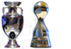 Francia - Eurocopa 2012- Copa Argentina San Martin SJ T6 . Copa Argentina Velez Sarsfield T7