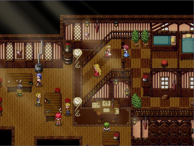 [RPG Maker XP] Godelse R1mmgp