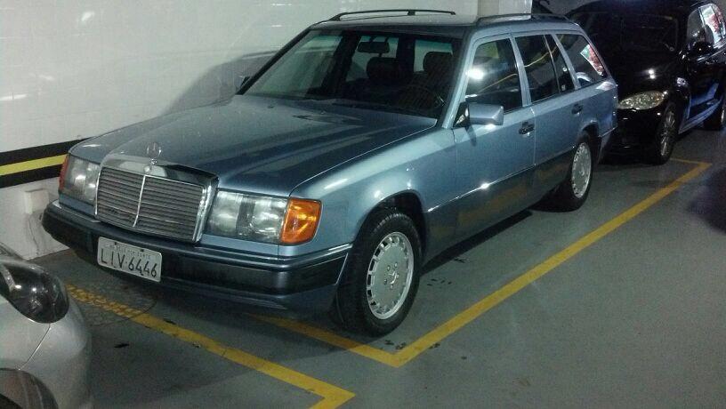 S124 - 300TE - Touring 1991 - R$ 27.000,00 Rielbn