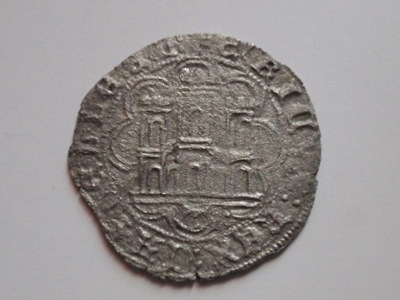 Cuartillo (o cuarto de real) de Enrique IV.  V2wygy