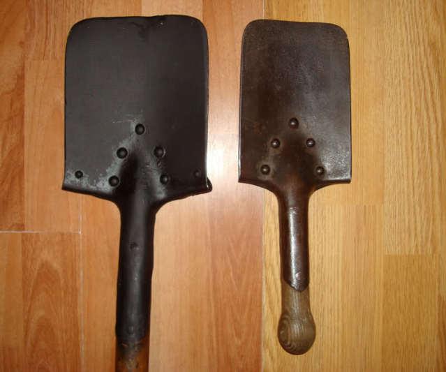 Малая пехотная лопата V3gg3r