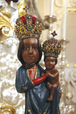 S. Maria de Montaña Sagrada en Pribram (Bohemia) / San Juan Nepomuceno (MAM)  V3omkh