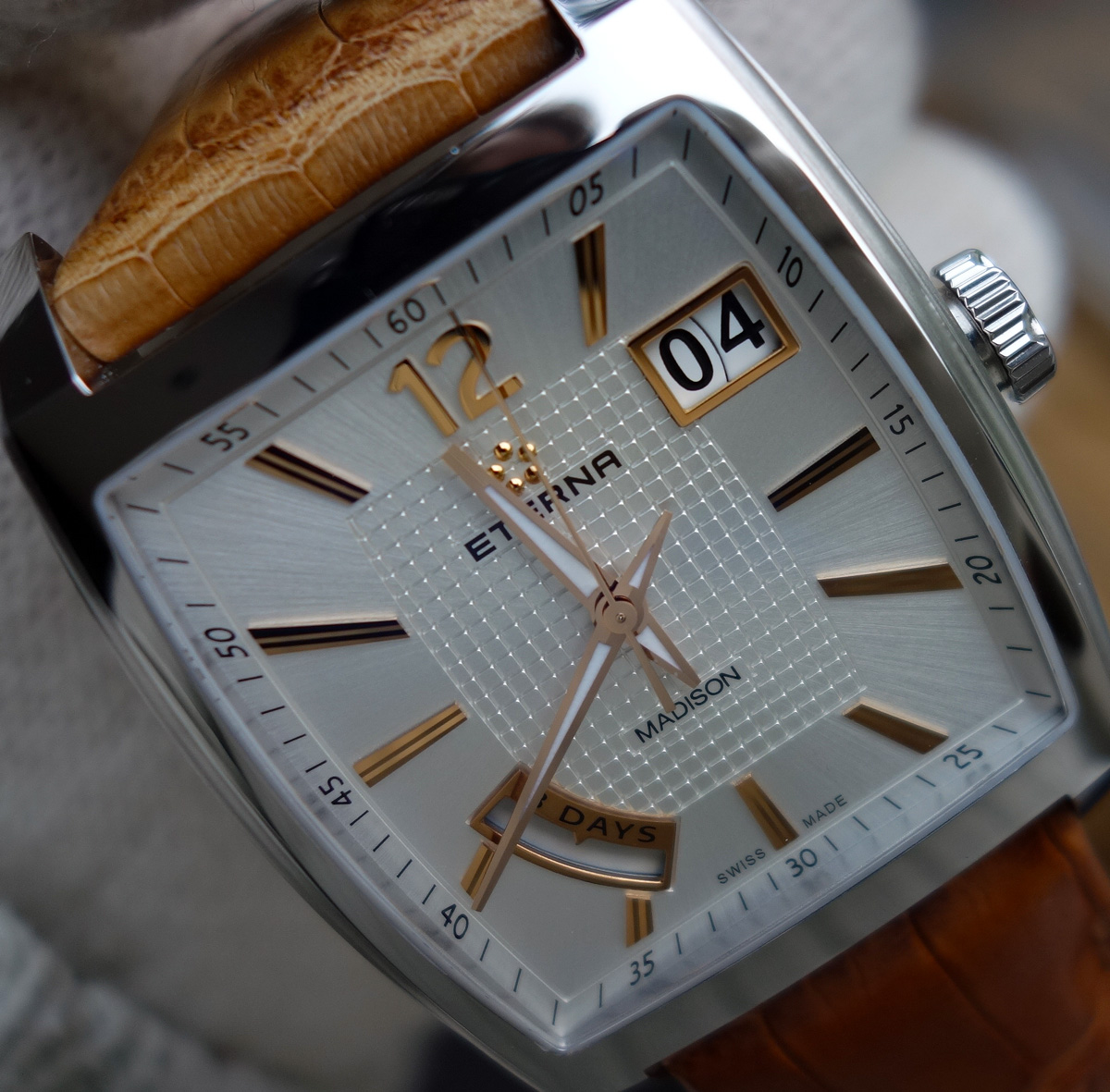 News - ETERNA Madison 8 days spherodrive Vipqw2