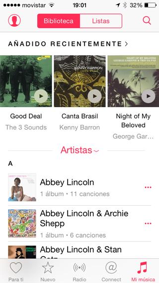 """Apple Music: probando el nuevo servicio de streaming """"a la bilbaína"""" Vncsuo"""