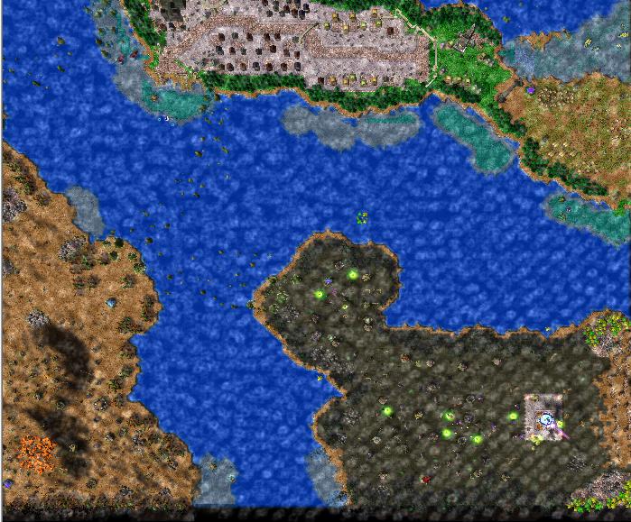 Mapa personalizado tipo campaña Vxnl1i