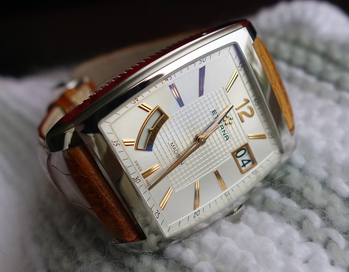News - ETERNA Madison 8 days spherodrive W6wdgl