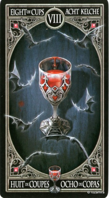 Готическое Таро Анны Стокс /Anne Stokes Gothic Tarot   (скан карт) Wi7mzb