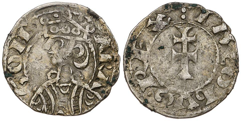 Diferencia entre el dinero de Aragón de Jaime I y el de Jaime II Wld8gy
