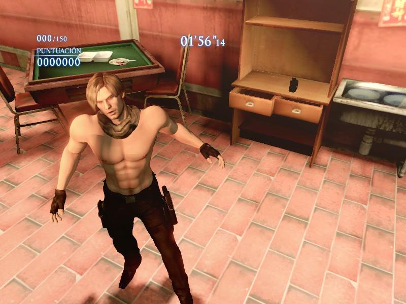 Leon sin camisa Wlxu