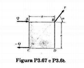 Força e binário por força equivalente X42jhw