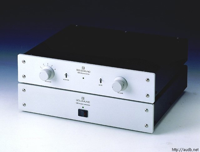 Goldmund Mimesis SRP/SRA X43ns7
