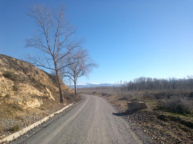 camino natural-via verde del Eresma ,(segovia) X43tkp