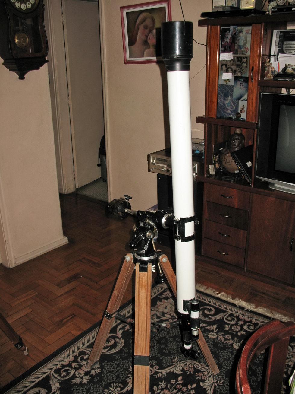 Refrator 76.2mm f/16 à venda GEQ Ykx90
