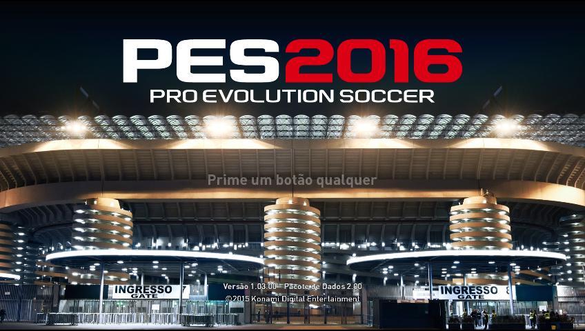 [PES2016 PC] DLC 2.0 + Patch 1.3 1043o1x