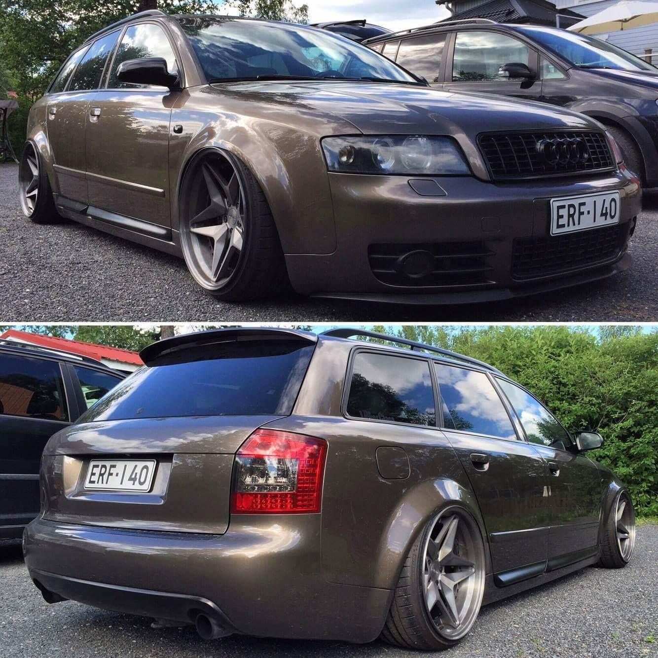 albanzo: Audi A4PR Avant 1.8T quattro '04 105qp2s