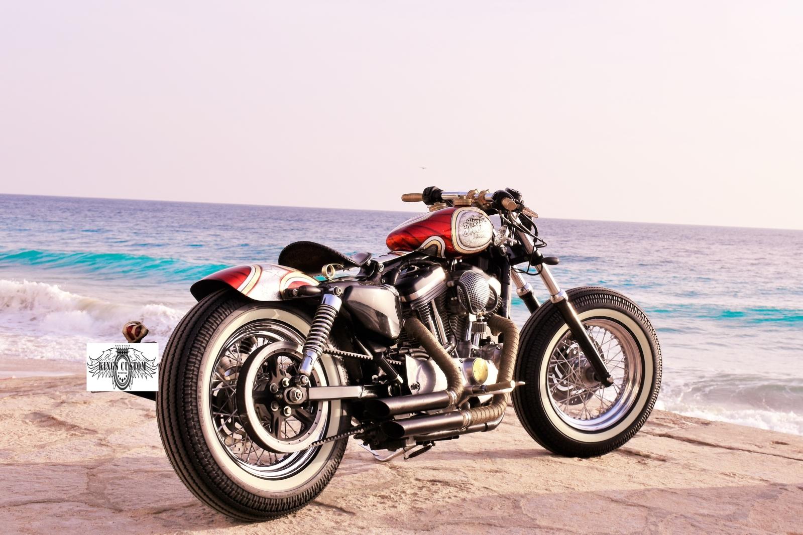KINGS CUSTOM Motorcycle fotos 10y1b8k