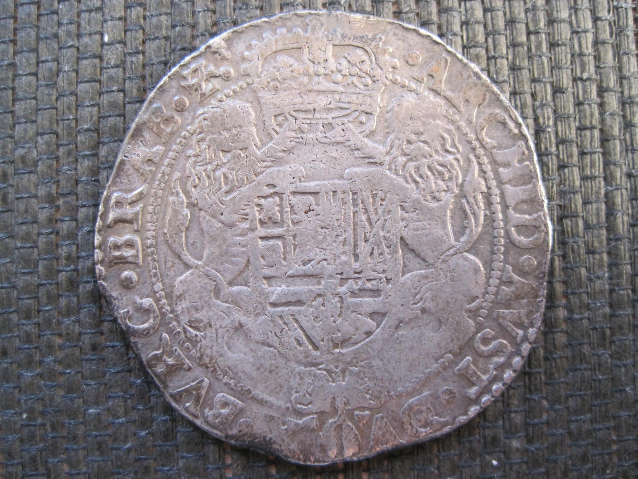 Ducatón de Felipe IV ceca de Amberes, 1651. 11291q8