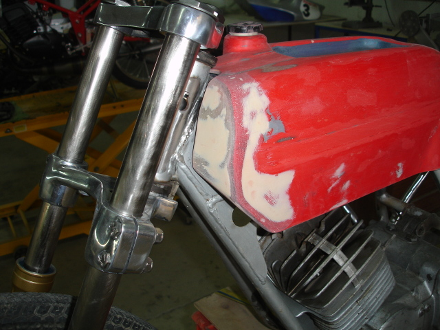 Lambretta Puma 5V de velocidad 11axr1e