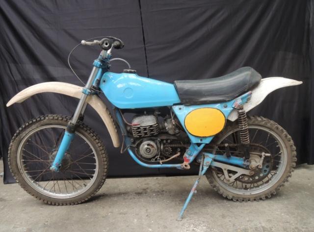 Os presento mi Bultaco Frontera 74 11b6goy