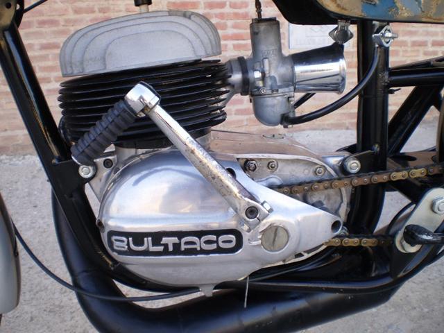Replica Bultaco TSS 350 - 1967 11tlrmx