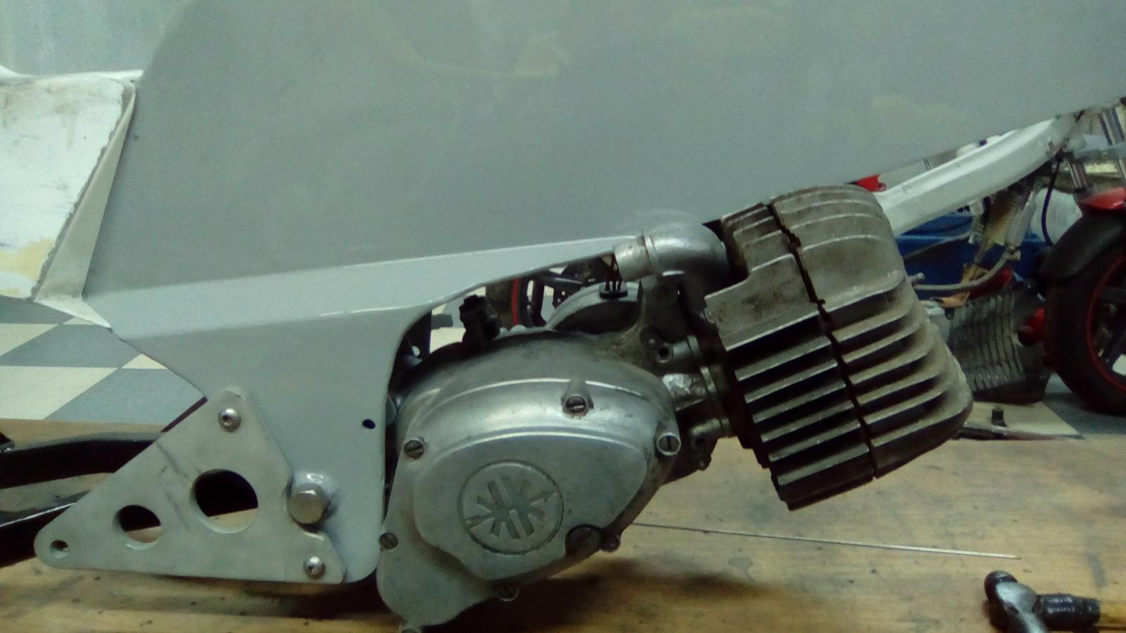 Monocasco APM Kreidler 1218v9t