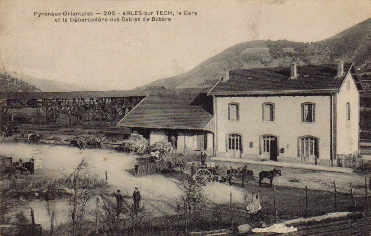 El tren petit de l'Alt Vallespir. 14bop5y