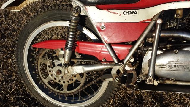 Fotografías Bultaco Chispa 14scvuw