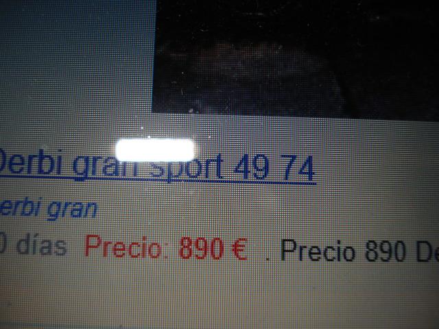 Comprar Derbi Gran Sport 14ugjs1